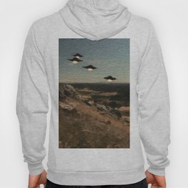 The First Wave - UFO Hoody