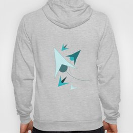 Blue Flyers Hoody