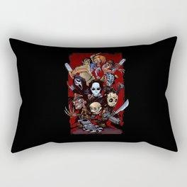 Horror Guice Rectangular Pillow