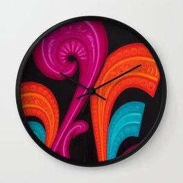 """Passion"" Wall Clock"