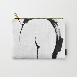 Shibari - Japanese BDSM Art painting #2 Carry-All Pouch