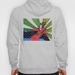 First Class Space Travel Hoody