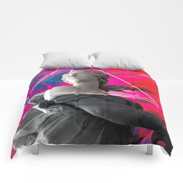 Persephone Trips the Light Fantastic Comforters
