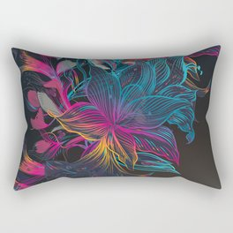 Floral art Rectangular Pillow