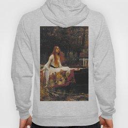 John William Waterhouse - The lady of shalott Hoody
