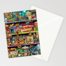 Toy Wonderama Stationery Cards