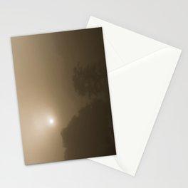 Summer Morning Fog Stationery Cards