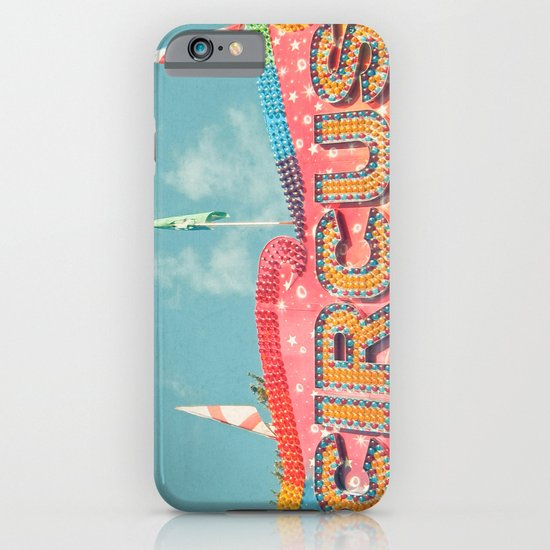 Circus Lights iPhone & iPod Case