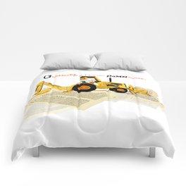 Goldilocks Built Her Own Damn House Comforters