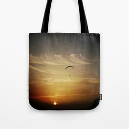 Above Everything Else Be Yourself Tote Bag