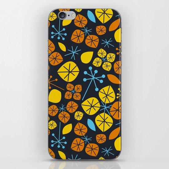 Leaf Scatters iPhone & iPod Skin