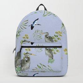 Heron and Stork Backpack