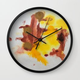 All I want for Christmas is you! Wall Clock
