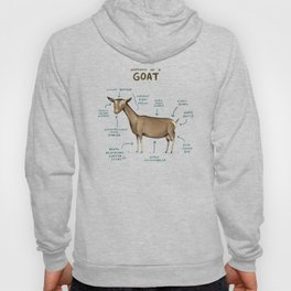 Anatomy of a Goat Hoody