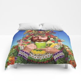 Herbal Infusion Comforters