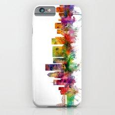 Portland Oregon Skyline Slim Case iPhone 6