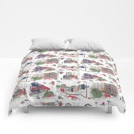 Miss Marple Comforters
