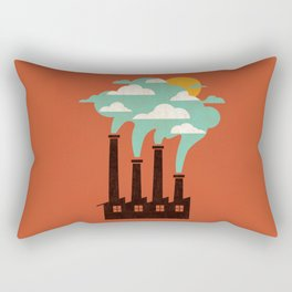 The Cloud Factory Rectangular Pillow