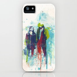 Pyromania iPhone Case