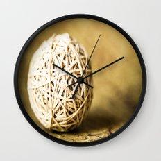 banded Wall Clock