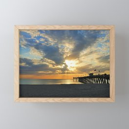 Thoughts in Your Mind Framed Mini Art Print