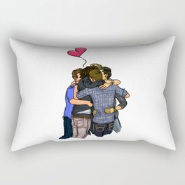 Ot5 Hug Rectangular Pillow