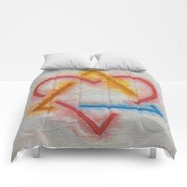 Adoption Symbol Comforters