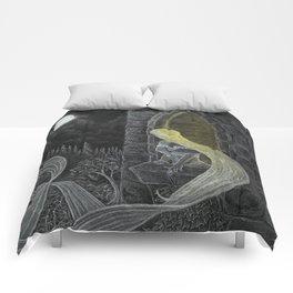 Rapunzel by Night Comforters