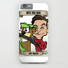 Mute Yogi Bear (Tobey Maguire) iPhone 6s Slim Case