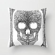Anthropomorph II Throw Pillow