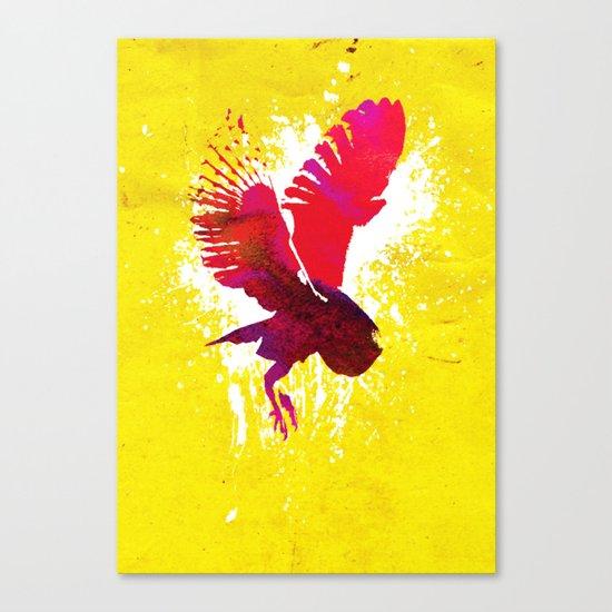 Natural Flight Canvas Print