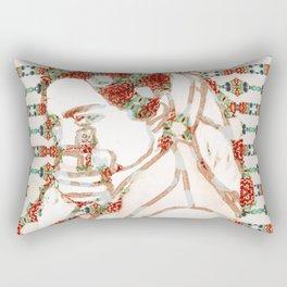 Shotgun Rectangular Pillow