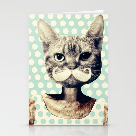 Kitten Stationery Cards