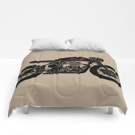 Cafe Racer - HANDSOME DEVIL'S CLUB (1/3) Comforters