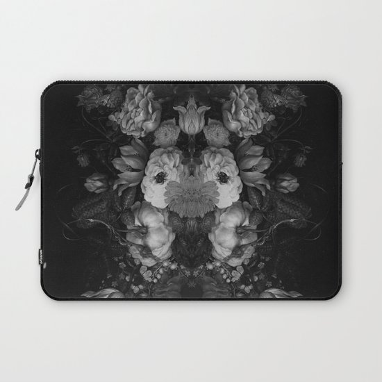Botanical Darkness Laptop Sleeve