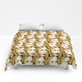 Duck face Comforters