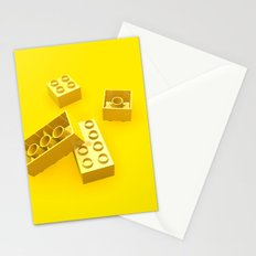 Duplo Yellow Stationery Cards