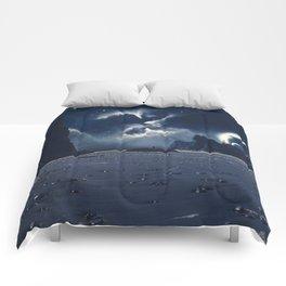 Forks Nebula Comforters