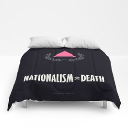 Nationalism = Death Comforters
