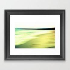Baltic Scenery Framed Art Print
