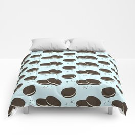 Double biscuits Comforters