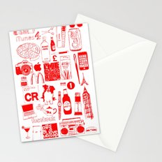 Graphics Design student poster Stationery Cards