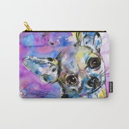 Chihuahua No. 1 Carry-All Pouch