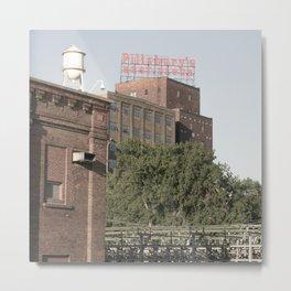 Minneapolis Minnesota Architecture Metal Print