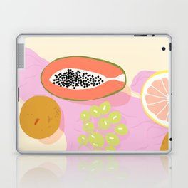 Papaya Picnic Laptop & iPad Skin