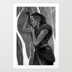 young pride Art Print