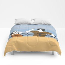 The Highest Five Comforters