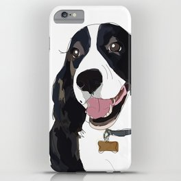 English Springer spaniel iPhone Case
