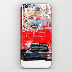 LUDWIG'S LAW iPhone & iPod Skin