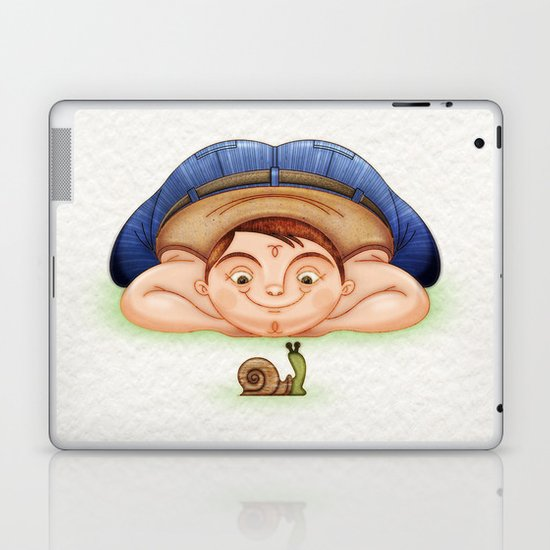 Caracol Laptop & iPad Skin
